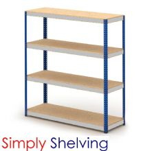 Widespan Boltless Shelving